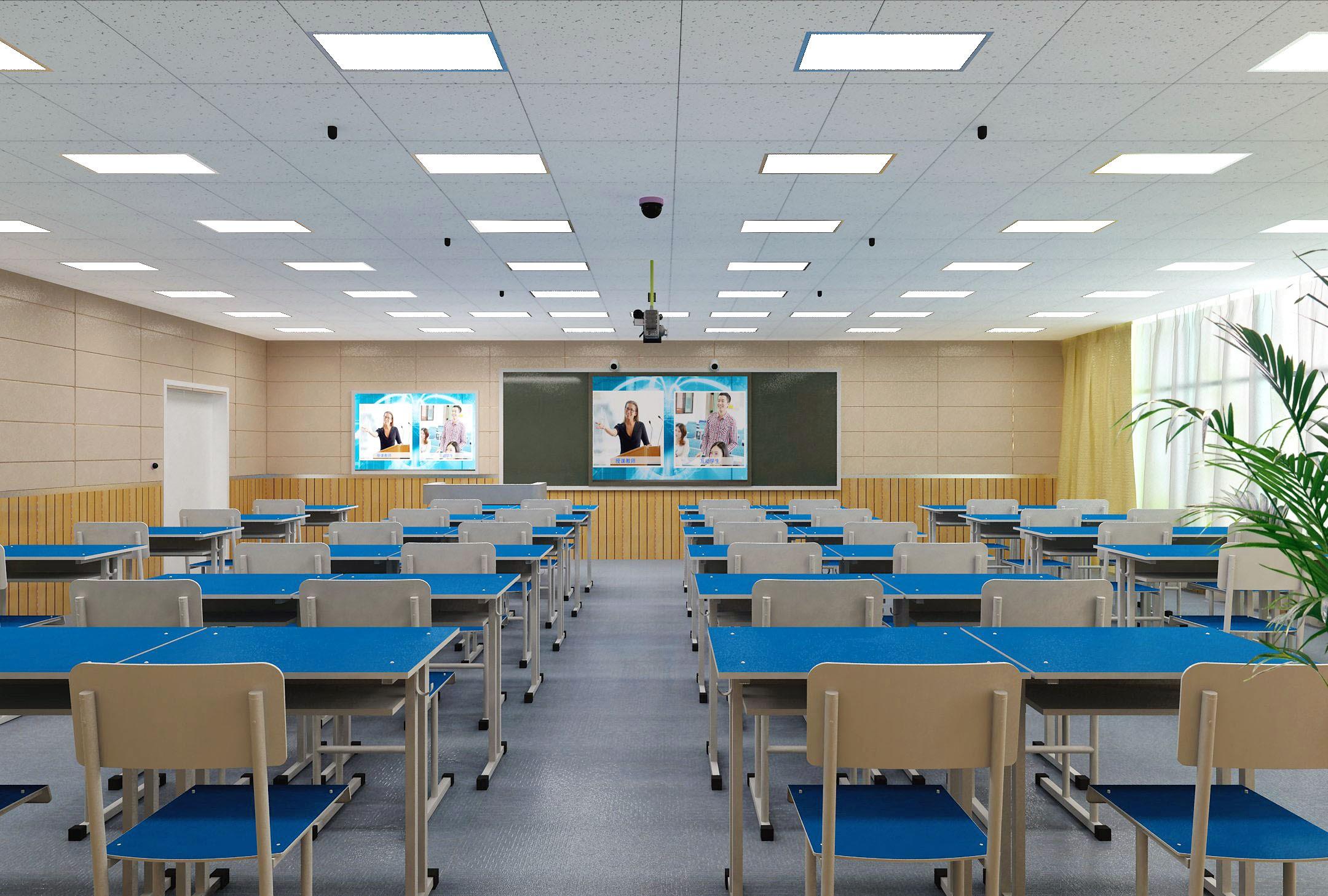 录播教室装修方案-录播系统解决方案